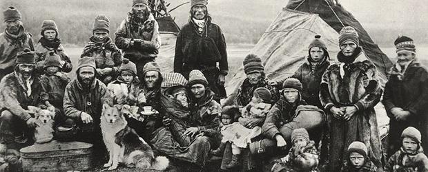 Les samis, finlande